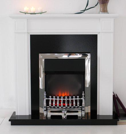 Adam Georgian Electric Fireplace Suite